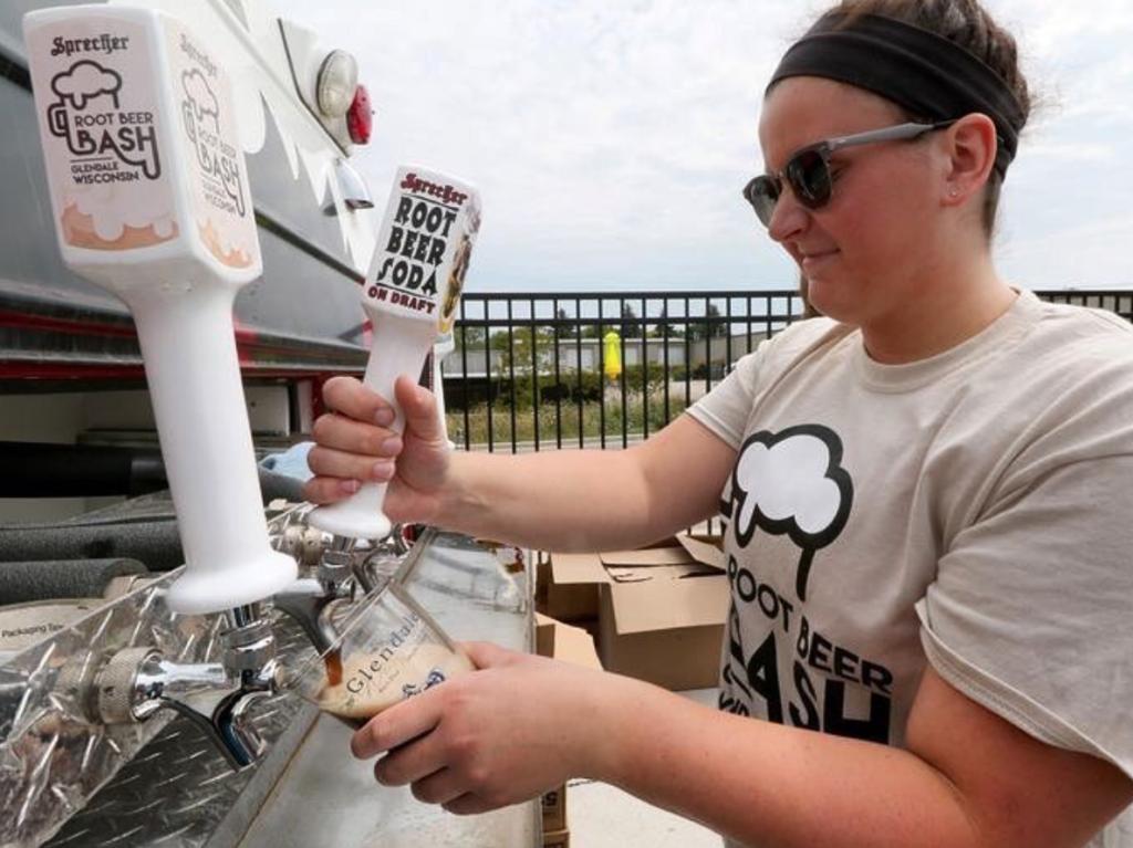 Root Beer Bash Glendale Wisconsin Maslowski Park Sprecher Brewery