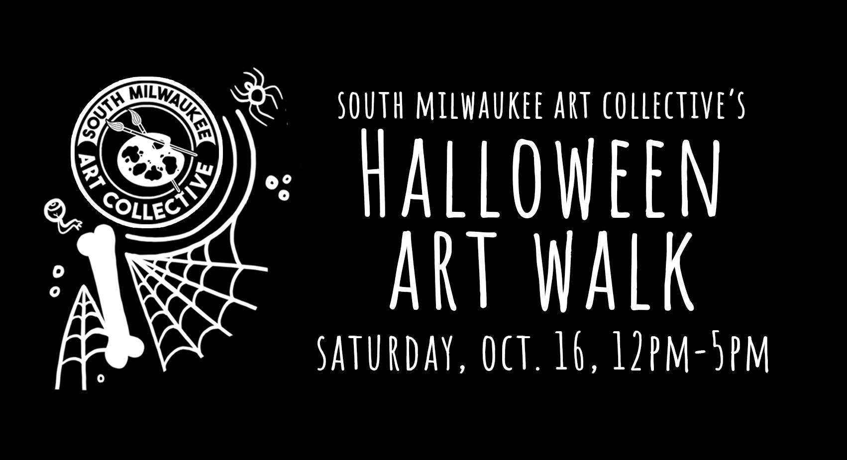 Halloween Art Walk