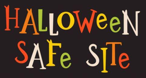 Halloween Safe Site